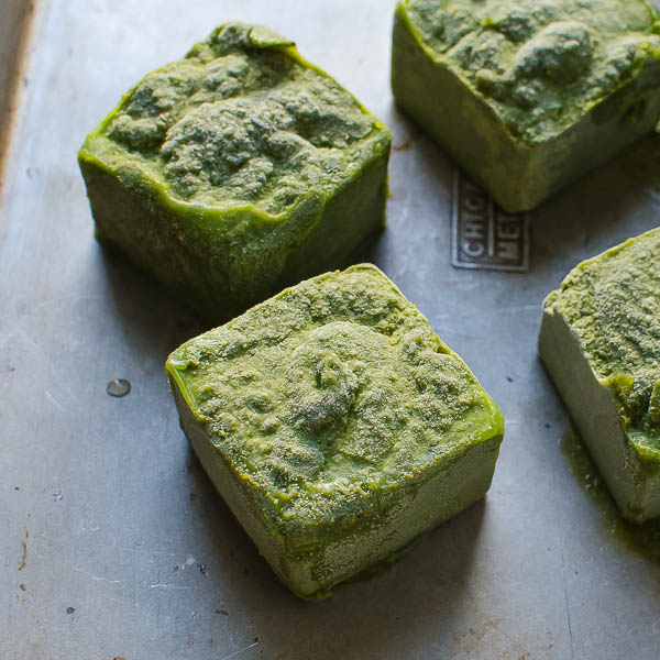 frozen pesto