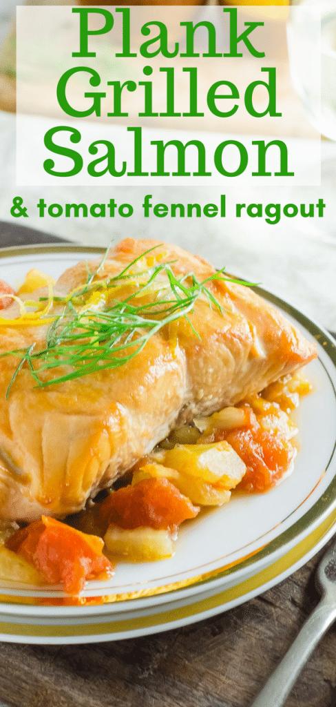 #fennel #fennelragout #fenneltomatoragout #tomatoragout #salmonandfennel #howtoplankgrillsalmon #healthysummergrilling #seafood #fish #healthyseafoodrecipe #healthyfishrecipes #summergrillrecipes