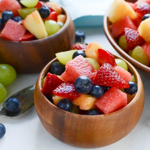 Tipsy Fruit