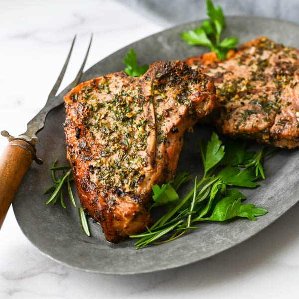 Best Smoked Grilled Veal Recipes after resting.