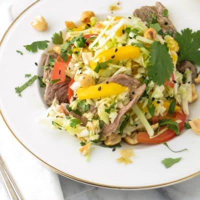 Lime Beef Salad