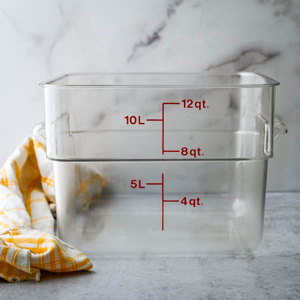 suggested container for the moist turkey recipe.
