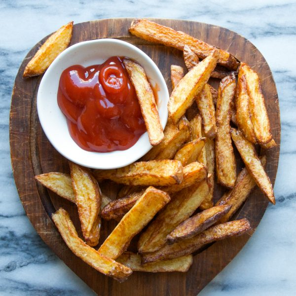 You've been making french fries the wrong way!