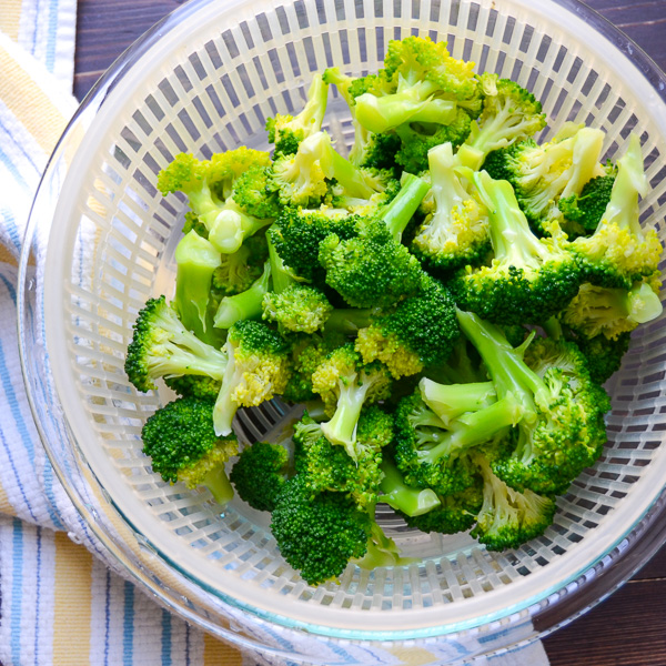 Ottolenghi's grilled broccoli with chili and garlic   Garlic + Zest
