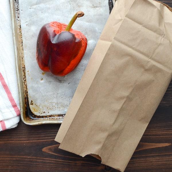 harissa chicken | Garlic + Zest