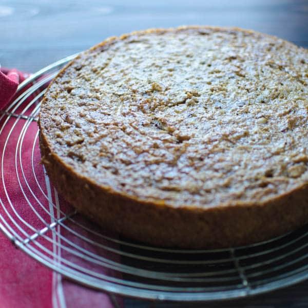 Harvest Cake  Garlic + Zest