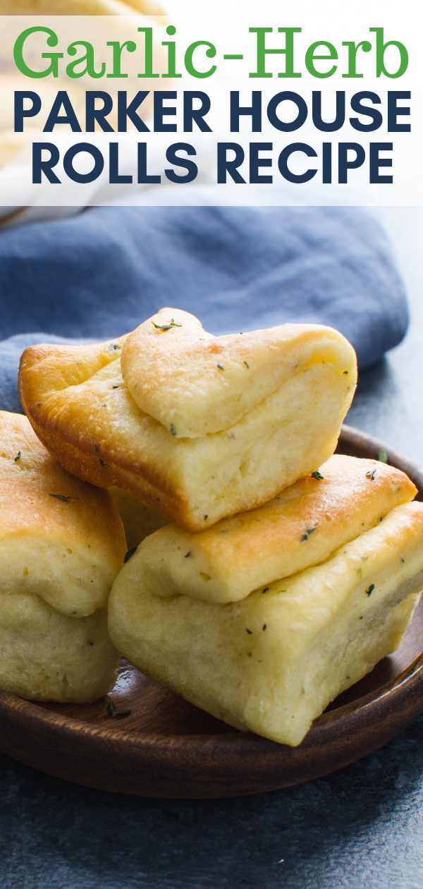 Love soft dinner rolls? This Garlic Herb Parker House Rolls Recipe make the best dinner rolls. Try these easy homemade yeast rolls tonight. #parkerhouserollsrecipe #softdinnerrolls #fluffydinnerrolls #thanksgivingdinnerrolls #easyhomemadeyeastrolls #garlicherb #bestdinnerrolls #thanksgiving #christmas #easter #yeastrolls #butterrolls #softrolls #garlicbread #holidayrolls #holidays #yeastrolls #homemadeyeastrolls