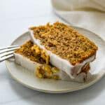 Cinnamon Walnut Loaf | Garlic + Zest