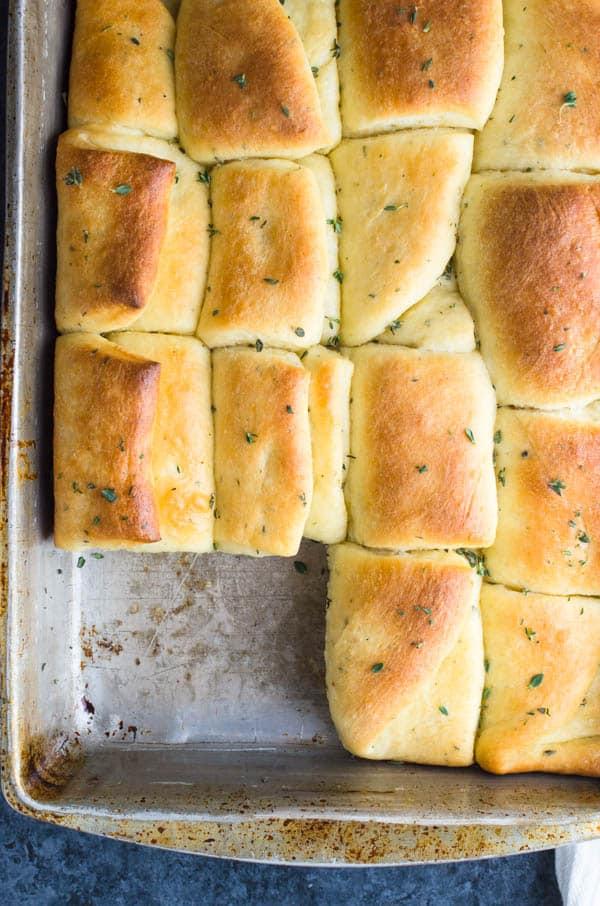 best dinner rolls EVER!