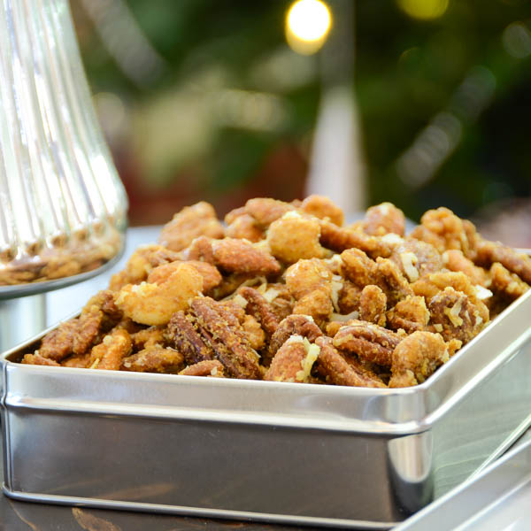 curried spiced cocktail nuts-7
