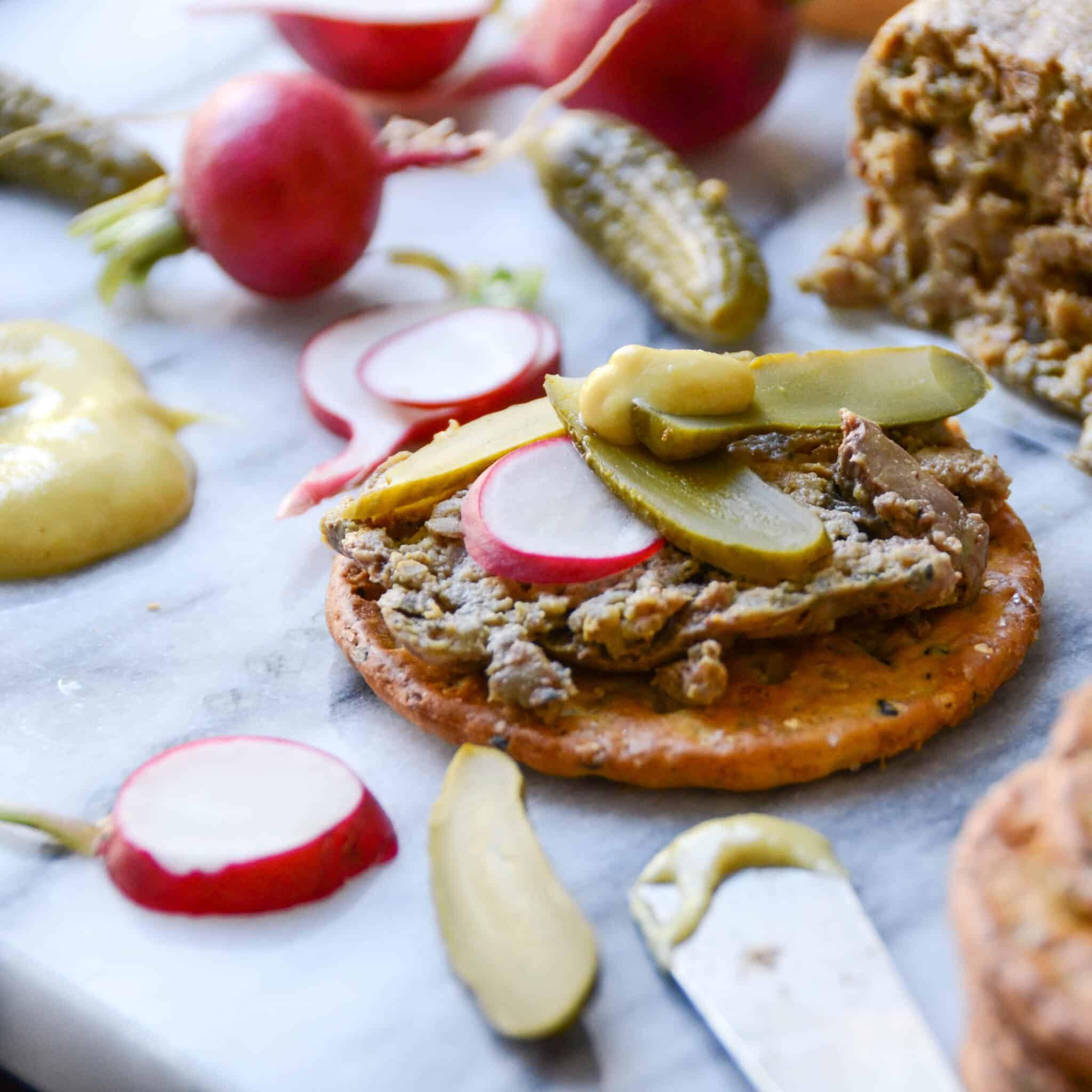 Madou's Pâté De Campagne | Garlic + Zest