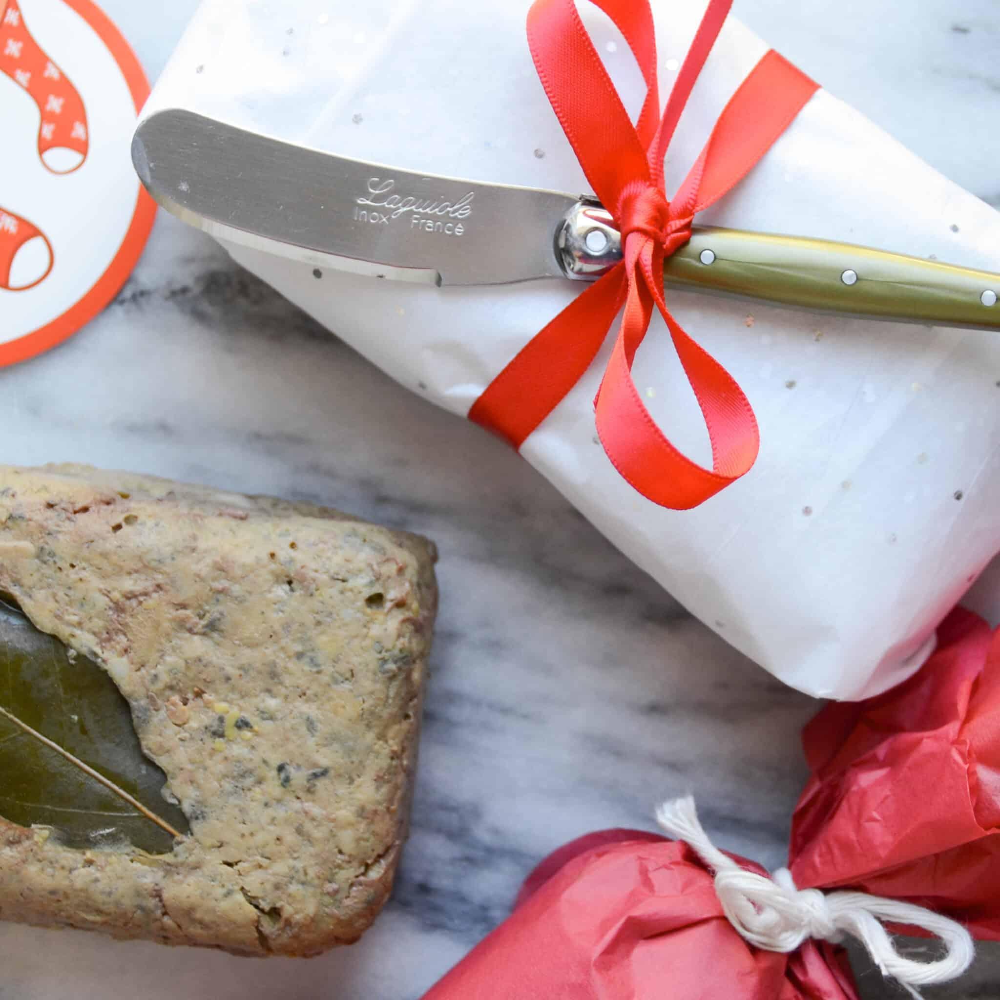 Madou's Pâté De Campagne as a gift