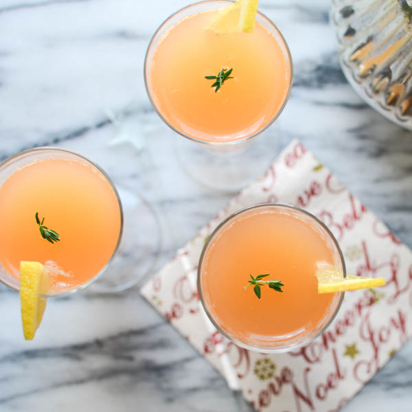 ruby thyme spritzer
