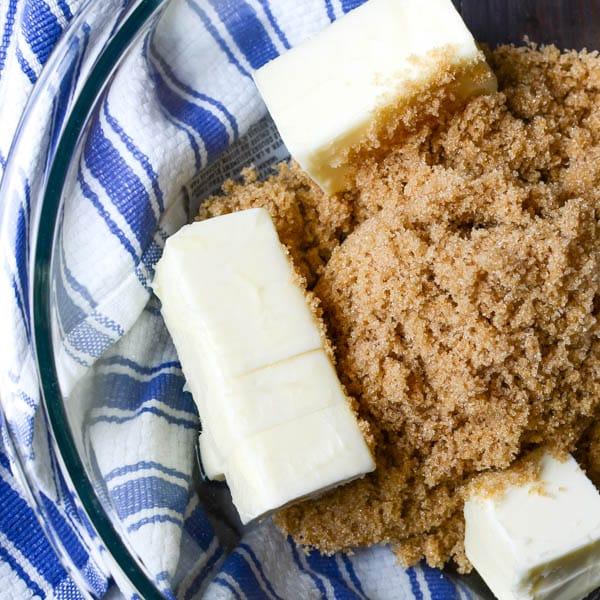coconut pecan blondies   Garlic + Zest