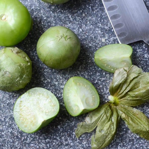Spicy Hatch Green Chili | Garlic + Zest