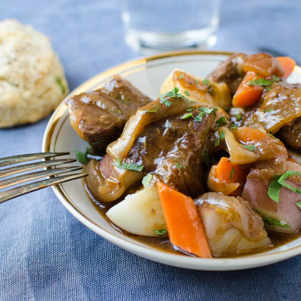 Extra Stout Beef Carbonnade