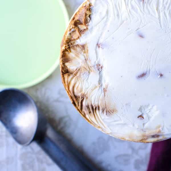 Stout Caramel Pretzel Ice Cream | Garlic + Zest