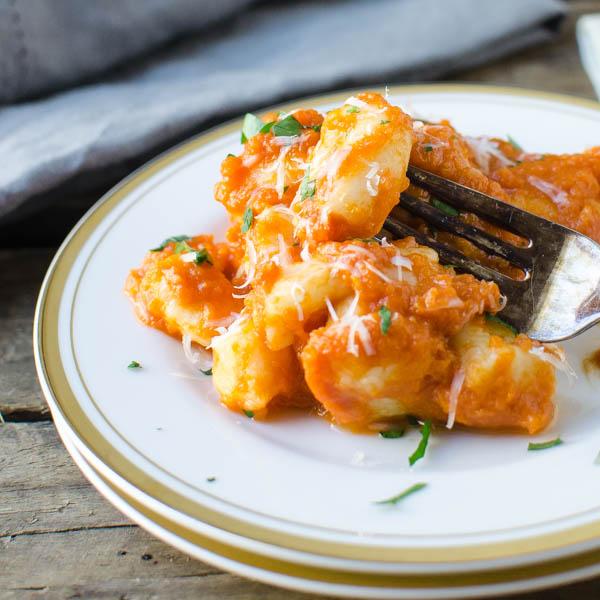 Homemade Potato Gnocchi | Garlic + Zest