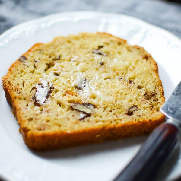 Hatch Green Chile Bread