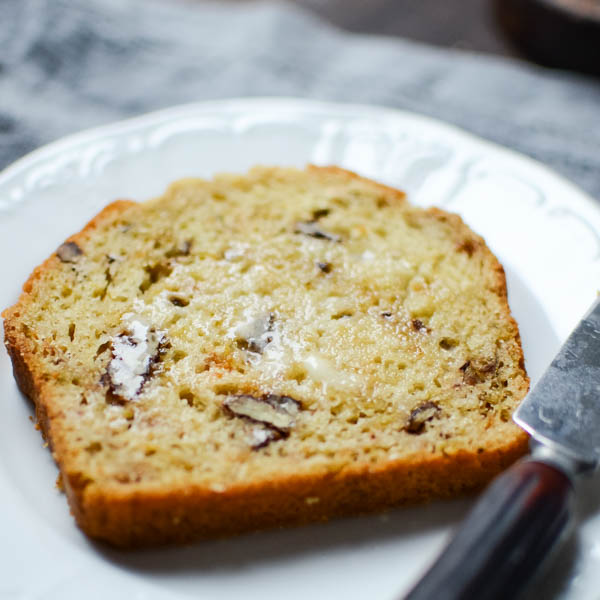 Hatch Green Chili Bread | Garlic + Zest
