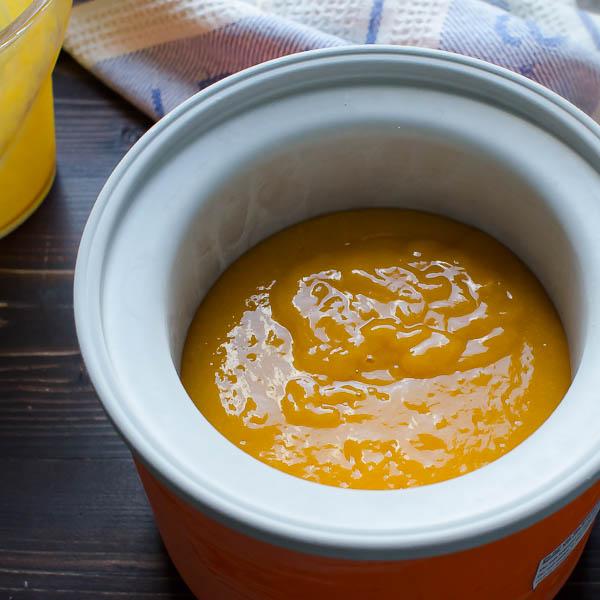 Pineapple Mango Sorbet   Garlic + Zest