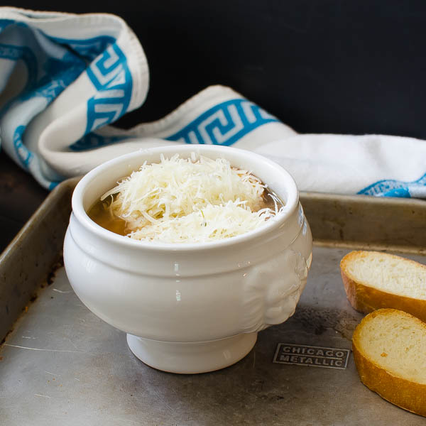 Homemade French Onion Soup | Garlic & Zest