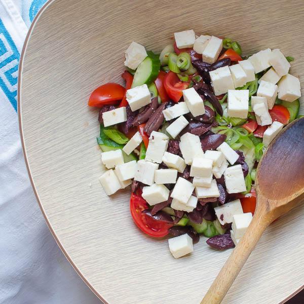 Inauthentic Tabbouleh | Garlic & Zest