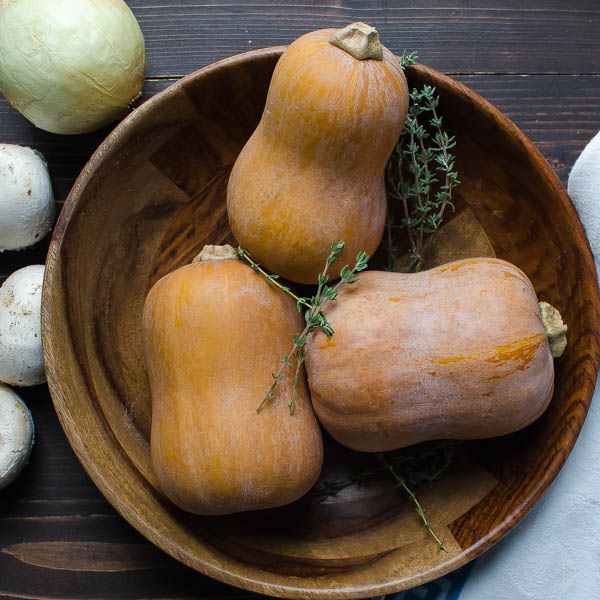 Honey Nut Squash