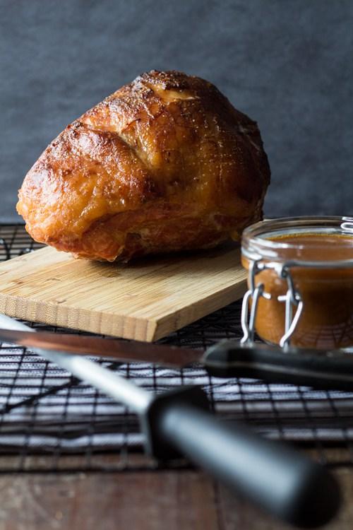 Maple Mustard Ham