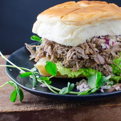 Slow Cooker Jerk Pork