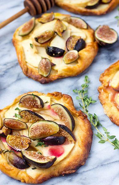 Apple Fig Crostata