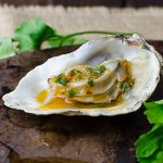 Mardi Gras Grilled Oysters