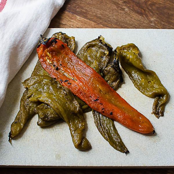 Hatch Chile Pork Empanada
