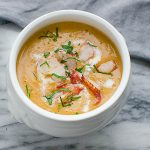Creamy Lobster Bisque From Scratch