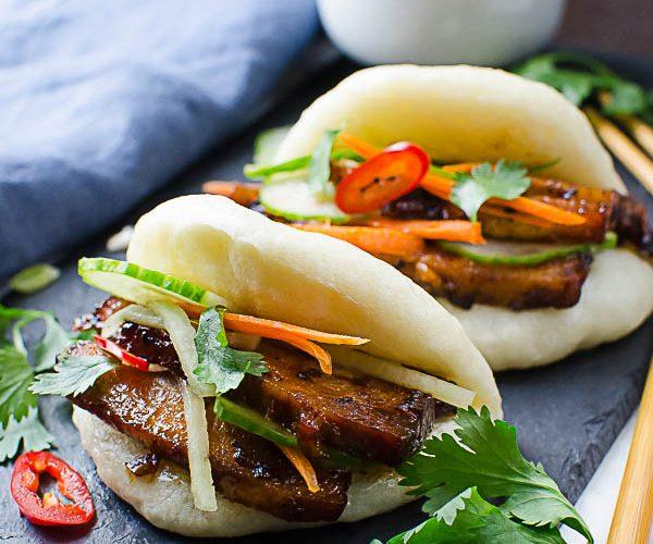 Bulgogi Pork Belly Bao