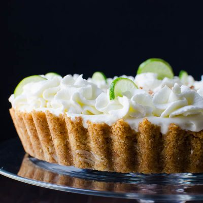 Key Lime Mousse Tart