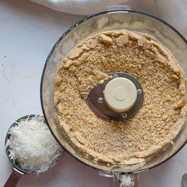 cookie crumbs for tart crust