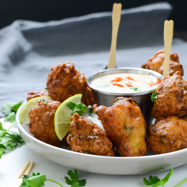 Island-Style Conch Fritters