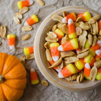 Sweet n' Salty Harvest Snack Mix