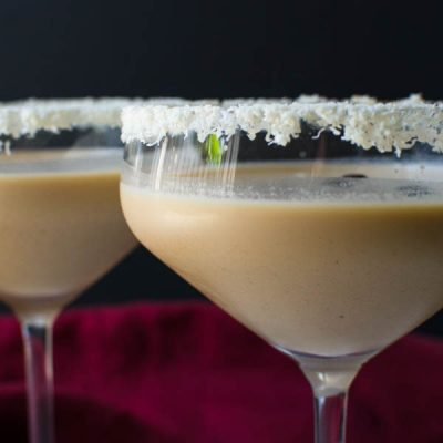 Coffee Buzz Martini