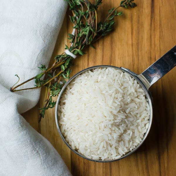 rice and thyme
