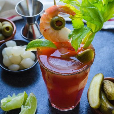 Clamato Bloody Mary