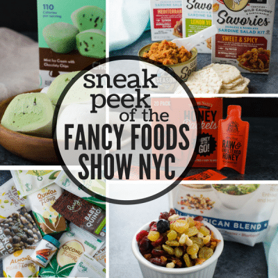 Sneak Peek – Fancy Foods Show