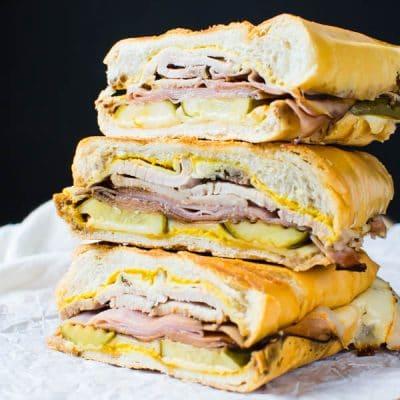 (In)Authentic Cuban Sandwich