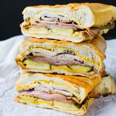 (In)Authentic Cuban Sandwich