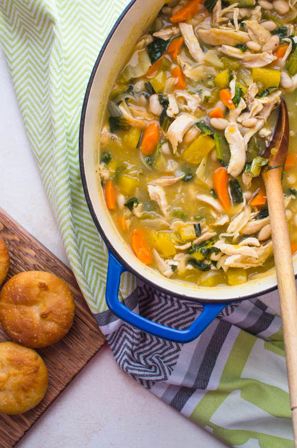best chicken stew is a one pot meal.