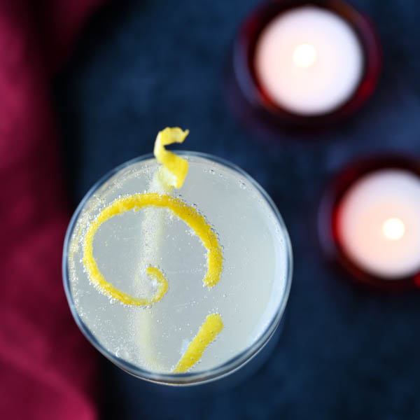 The French 75 – A Classic Gin and Champagne Cocktail