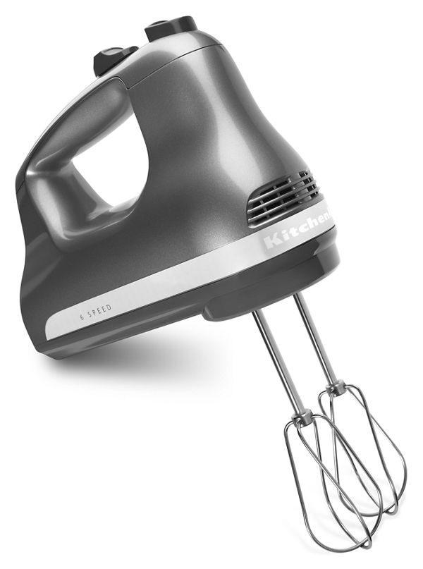 Kitchen Aid 6 speed hand mixer