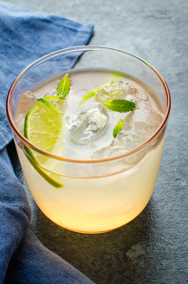 Guava limeade is a refreshing 4th of july drink.