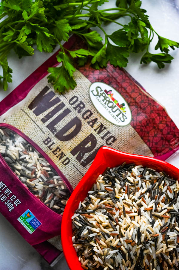 Sprouts Farmers Market Organic Wild Rice Blend for Cherry Salad